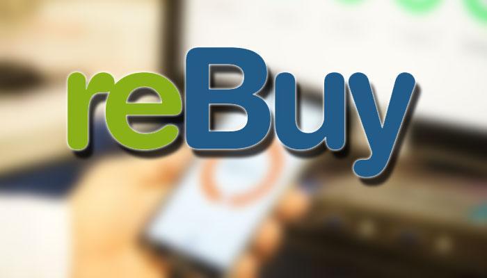 Logotipo de la compañía reBuy