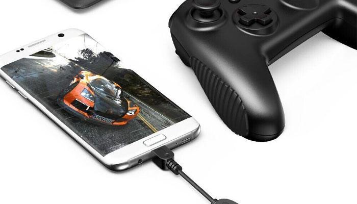 Mando USB para Android