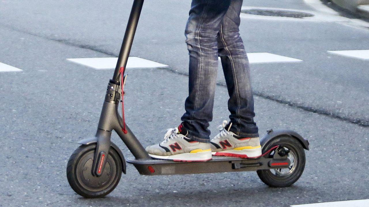 Mantenimiento patinete eléctrico