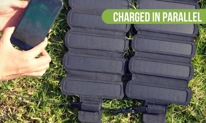 SolarCru, el mejor cargador solar