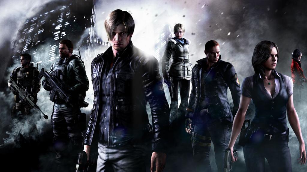 Portada de Resident Evil