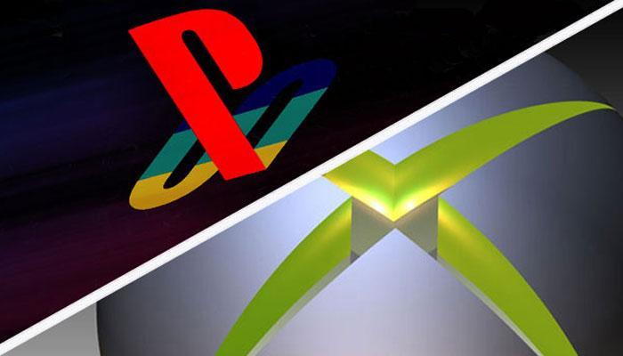 Logos PS y Xbox