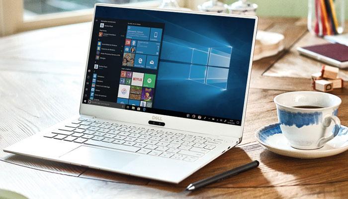 Ordenador portátil con Windows10