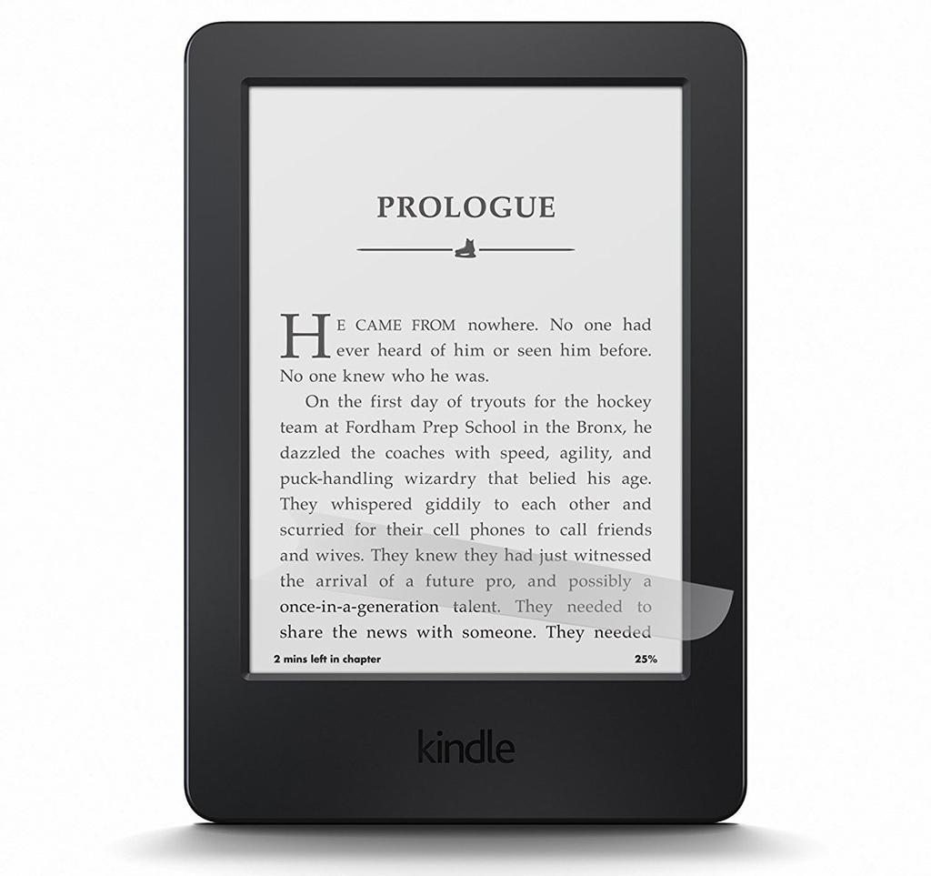 Protector de pantalla para Amazon Kindle de NuPro