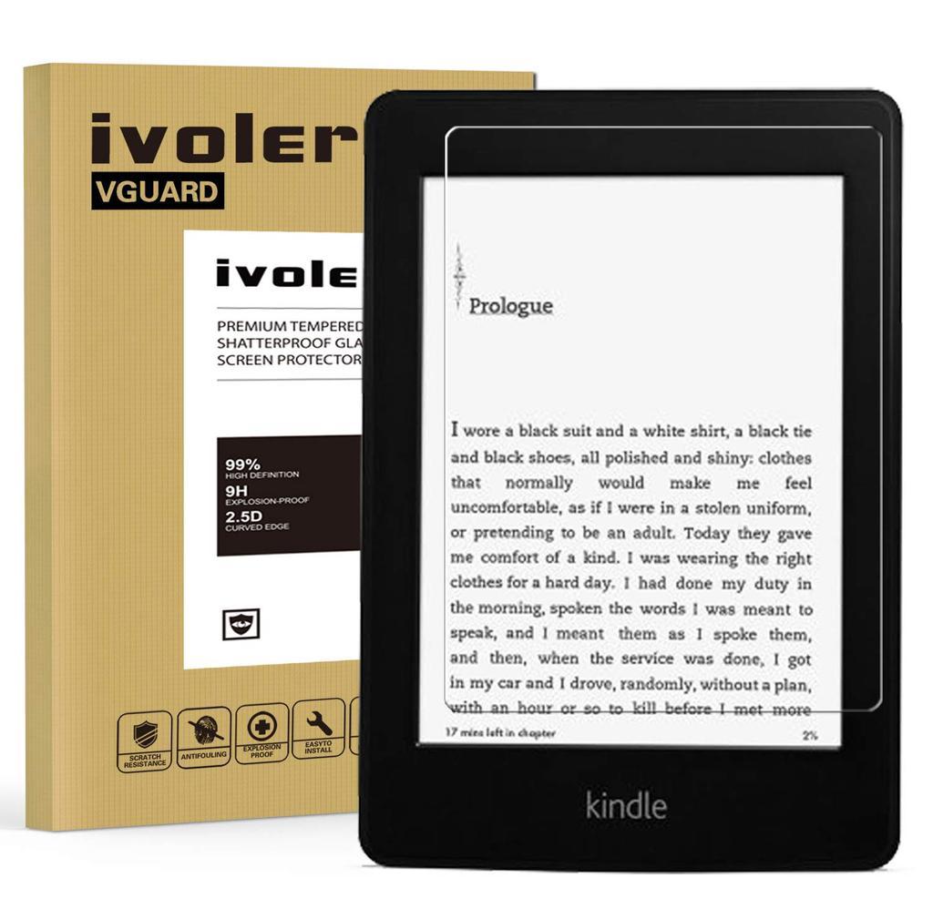 protector pantalla Protector pantalla para Kindle Paperwhite iVoler