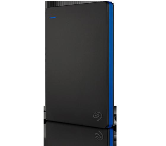 Diseño de Seagate Game Drive for PS4