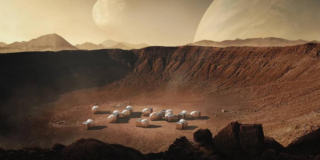 Uso casa Marte de Xiaomi