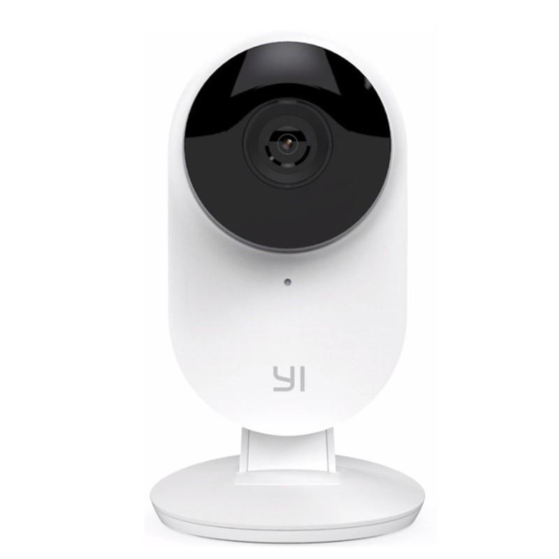 Imagen frontal de la cámara Xiaomi Yi Home 3