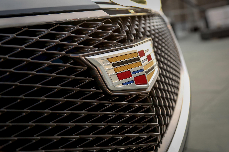 Logo de Cadillac