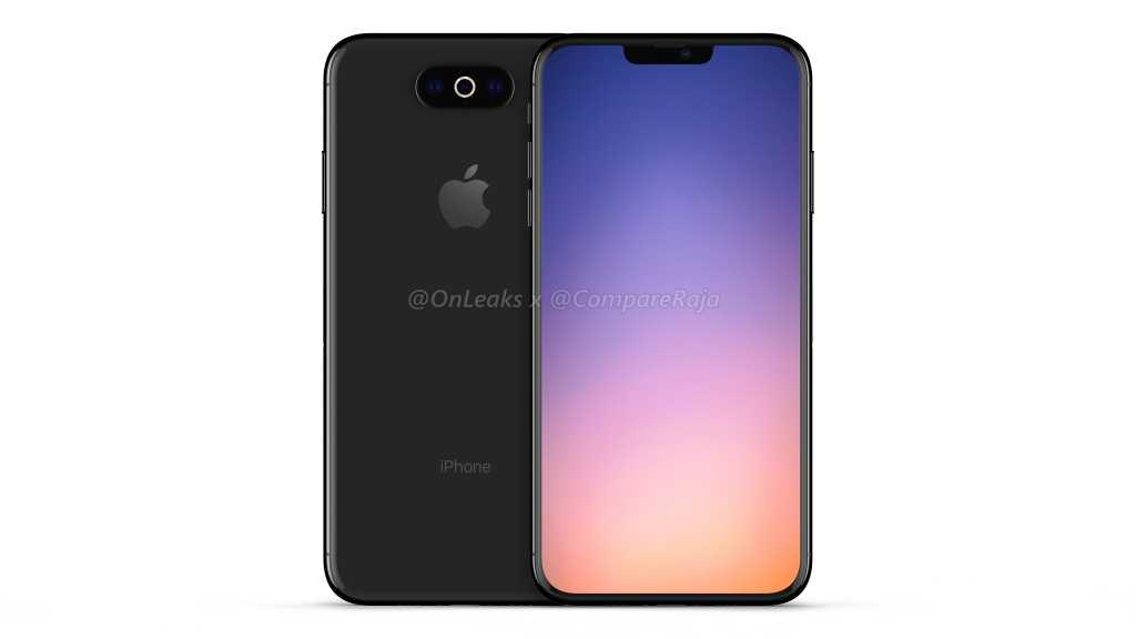 Diseño iPhone 2019