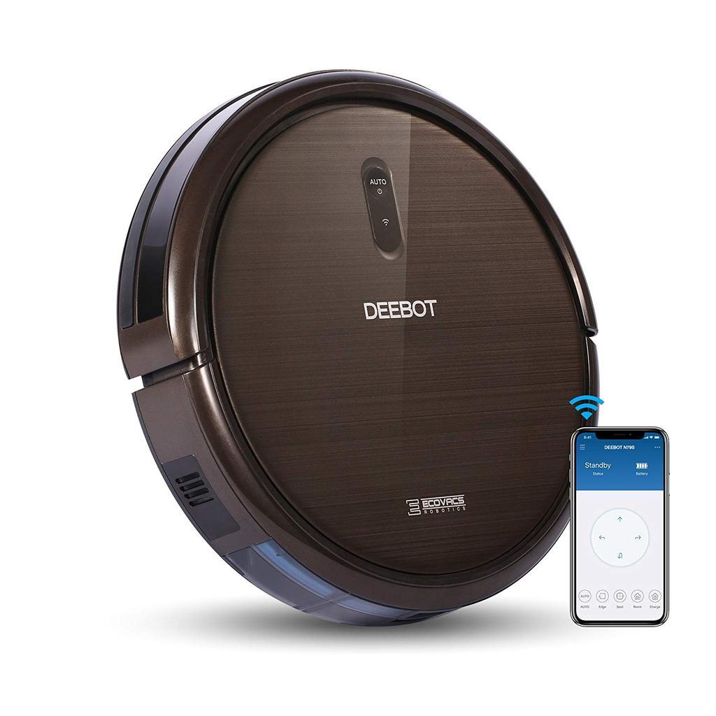 robot aspirador Ecovacs