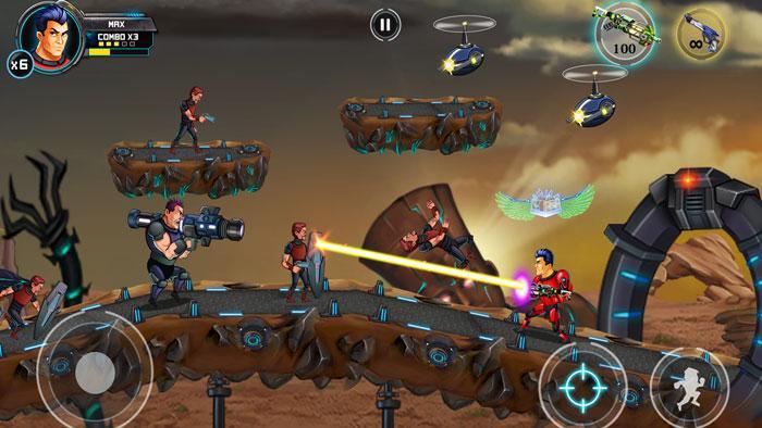 Juego Alpha Guns 2