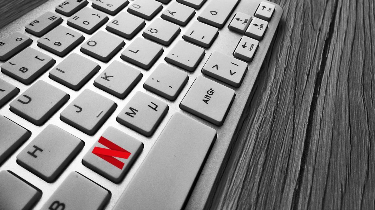 Atajo teclado Netflix