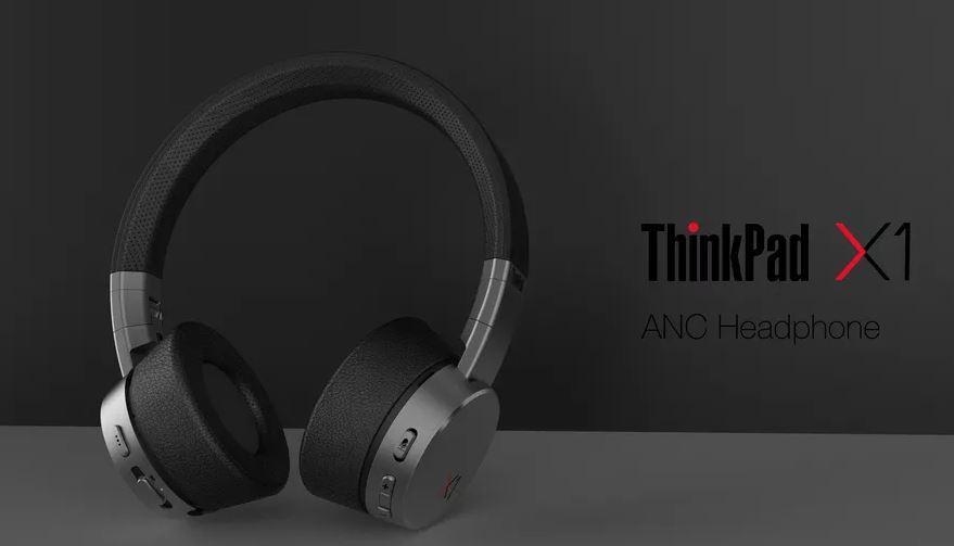 Auriculares Lenovo ANC X1