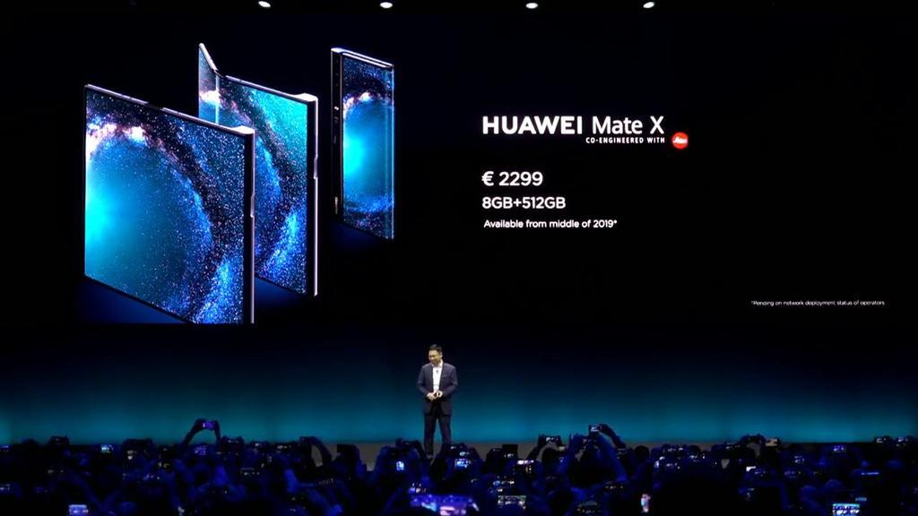 Precio del Huawei Mate X