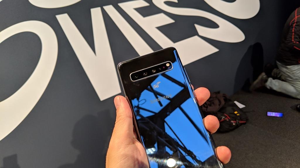 Cámara del Características del Samsung Galaxy S10