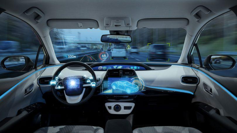 Interior decoche con inteligencia artificial