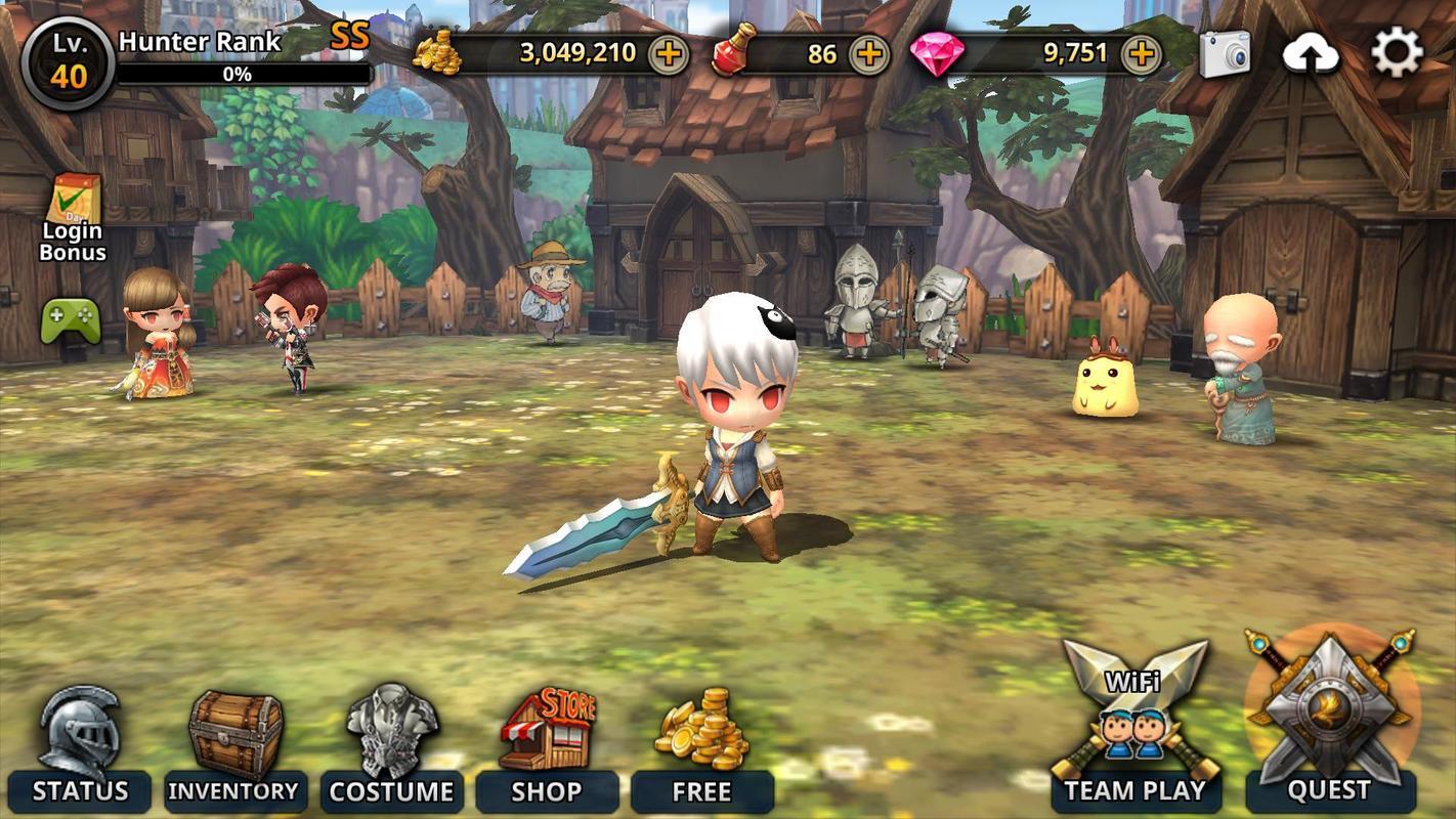 Juego Demong Hunter