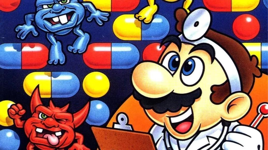 Imagen Dr. Mariode Nintendo
