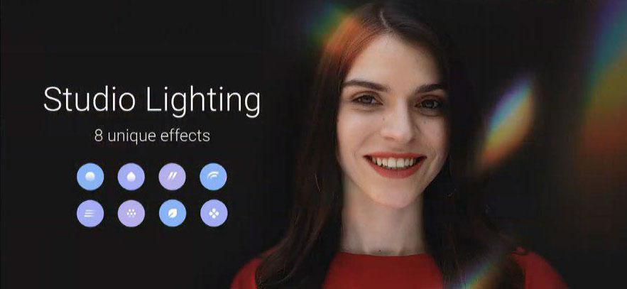 Aplicación de efectos en el Redmi Note 7 Pro