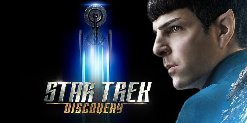 Portada de Star Trek: Discovery