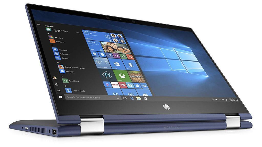 Ordeandor portátil HP Pavilion x360 14-cd0010ns