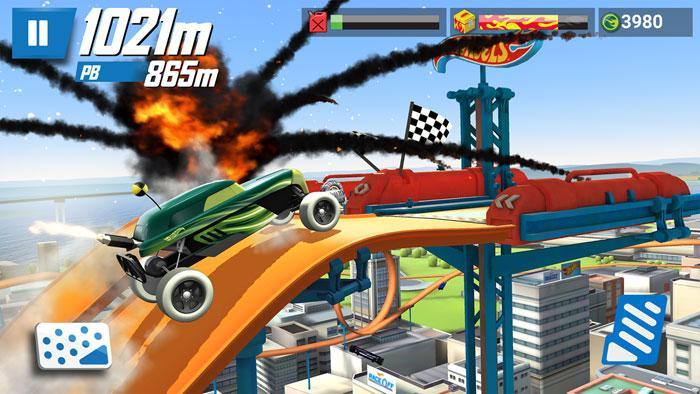 Juego Hot Wheels: Race Off