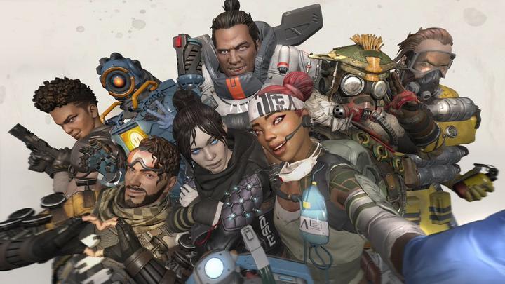 Personajes juego Apex Legends