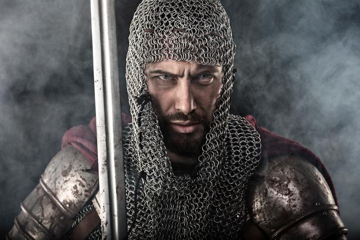 Serie Knightfall de HBO