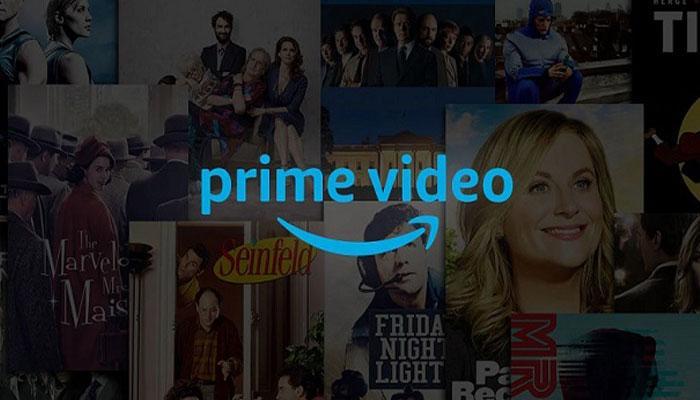 Logotipo de Amazon Prime Video
