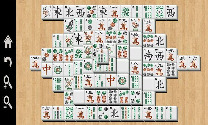 Juego Mahjong