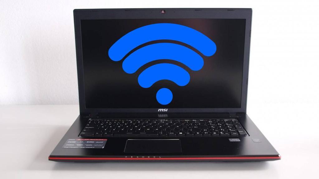 Ordenador portátil con WiFi
