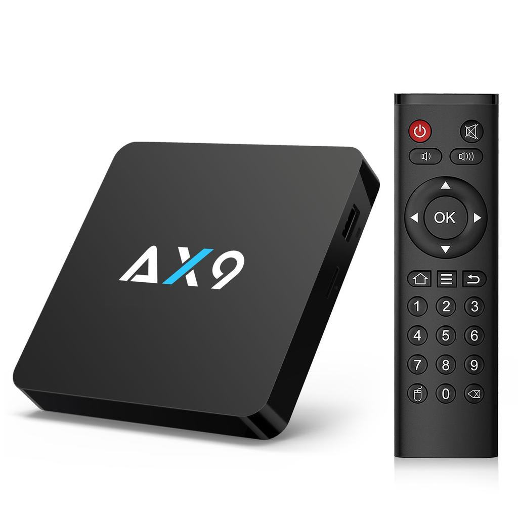 Android TV TICTID AX9