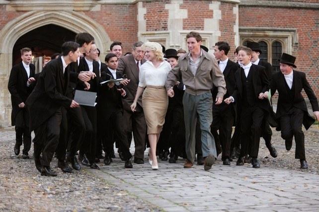 película Mi semana con Marilyn