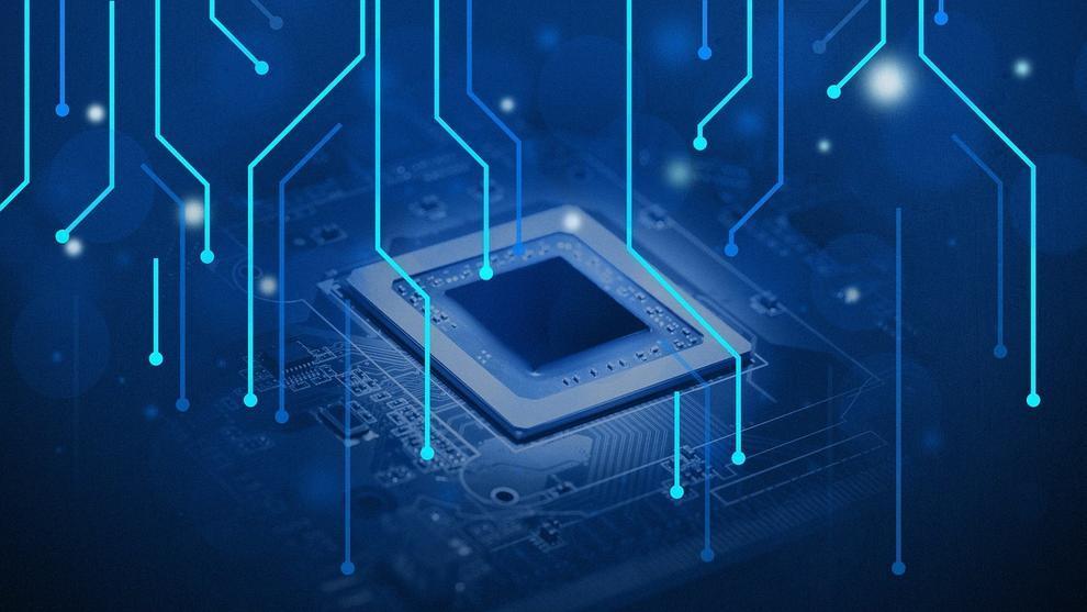 Uso de la IA en un procesador