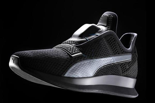Diseño de las zapatillas Puma Fi Intelligence