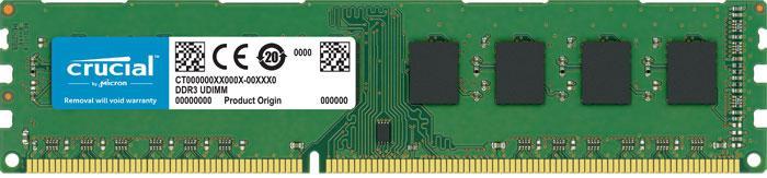 Memoria RAM de sobremesa de Crucial