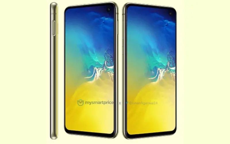 Posibles diseño del Samsung Galaxy S10e