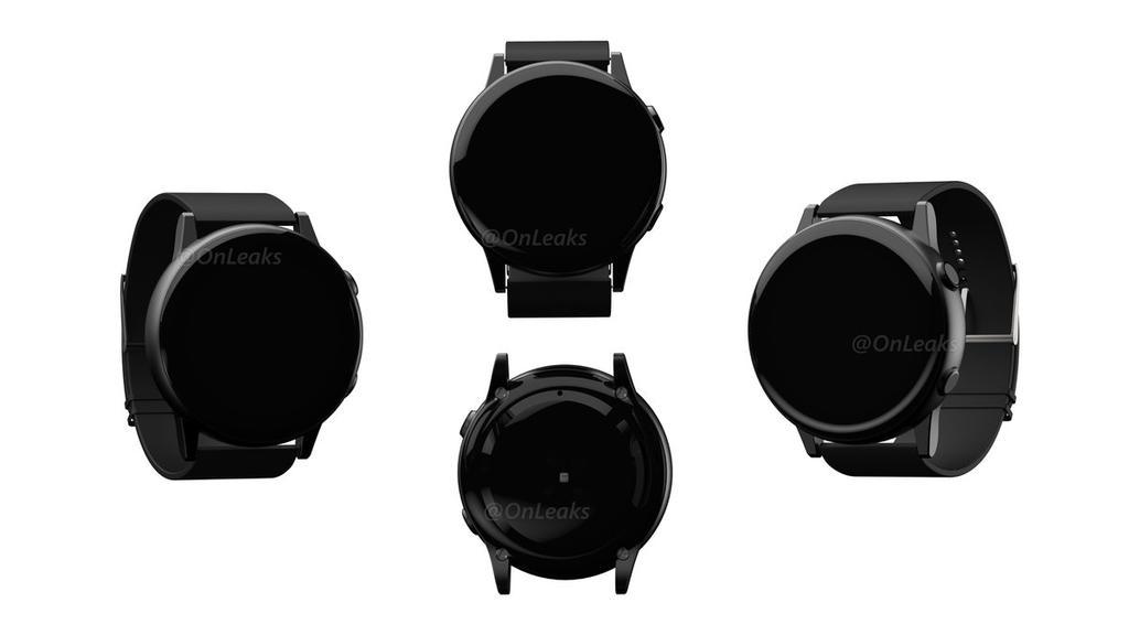 Posible diseño del Samsung Galaxy Sport