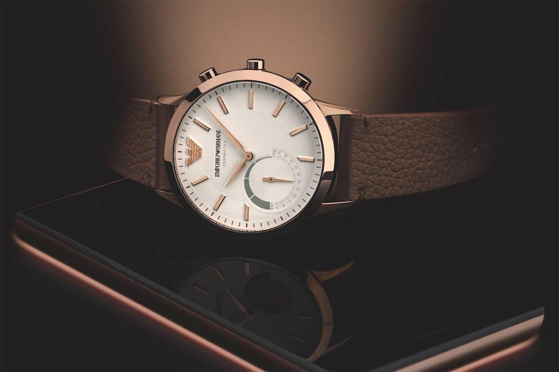 Smartwatch de Armani
