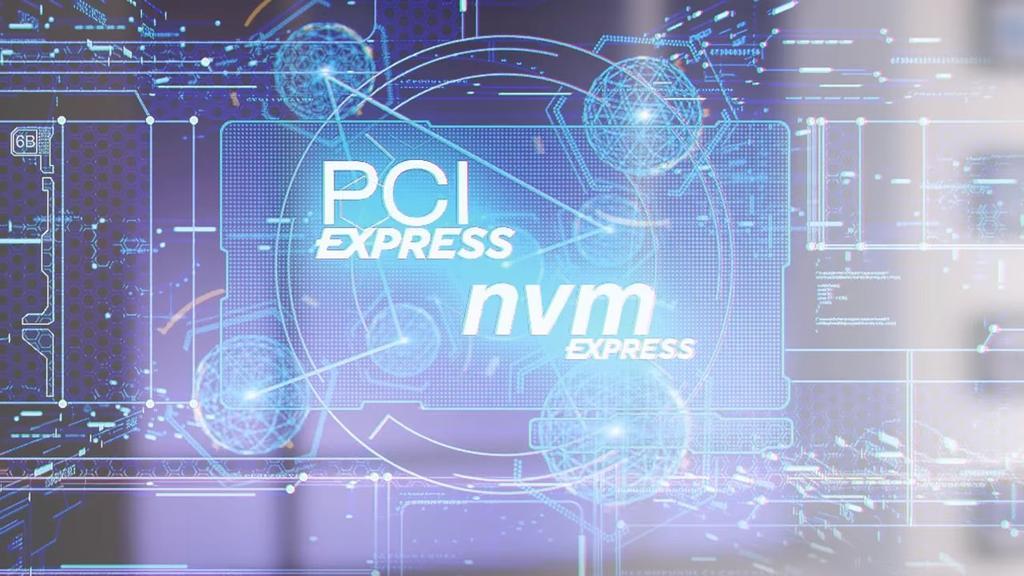 tecnologías utilizadas en microSD Express