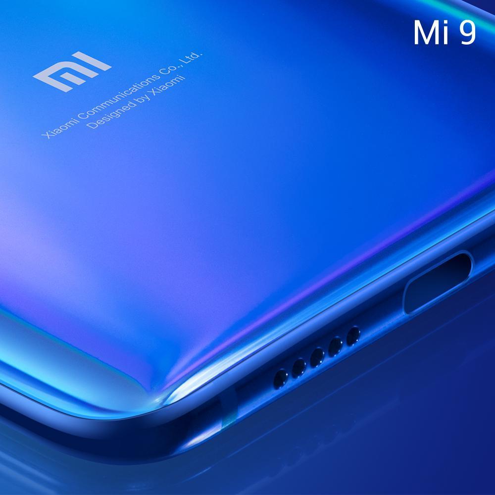Puerto USB del Xiaomi Mi 9