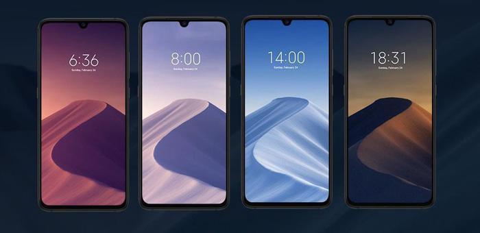 Imagen frontal del Xiaomi Mi 9