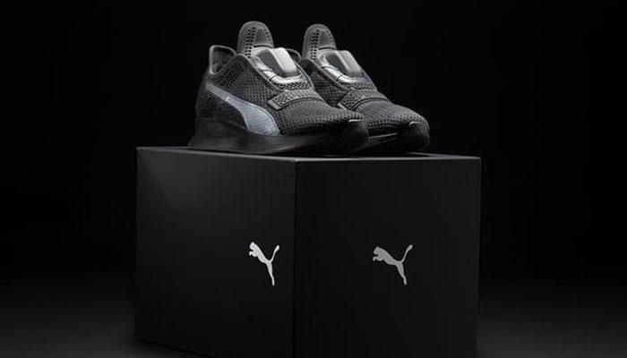 Nuevas zapatillas que se atan solas Puma Fi Intelligence