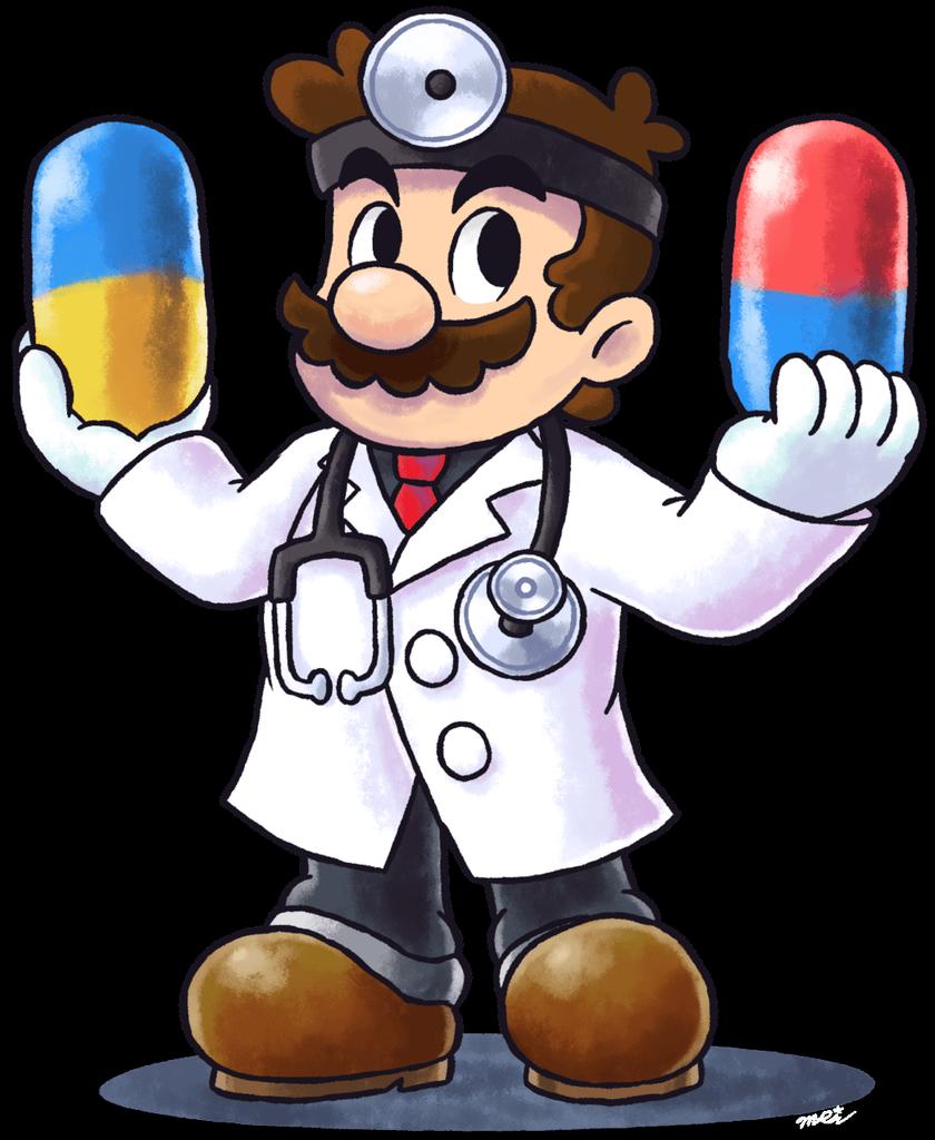 Imagen Dr. Marios de Nintendo