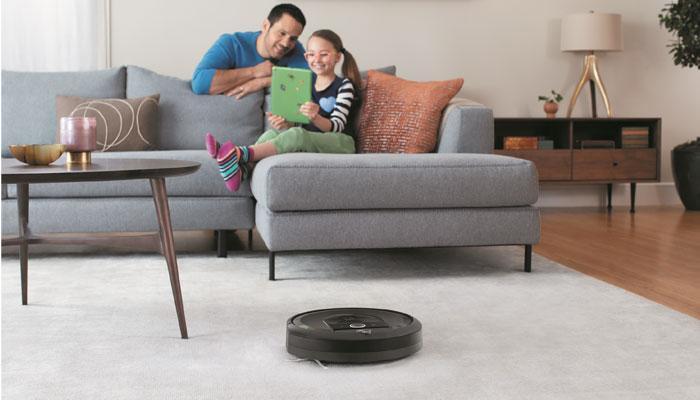 Nueva aspiradora iRobot Roomba i7+