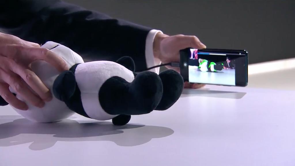 Uso de 3D Live Emoji de Huawei