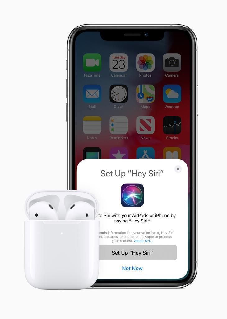 AirPods con Siri