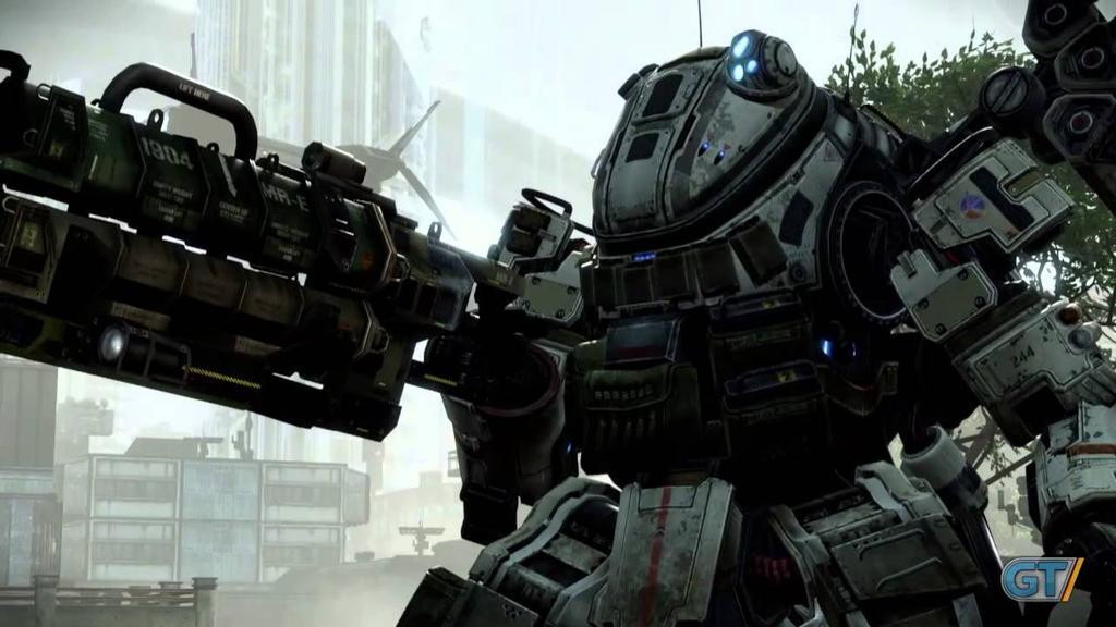 Titán de Titanfall