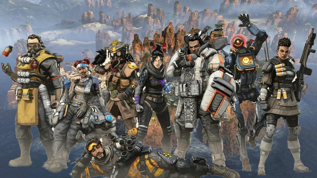 Personajes de Apex Legends